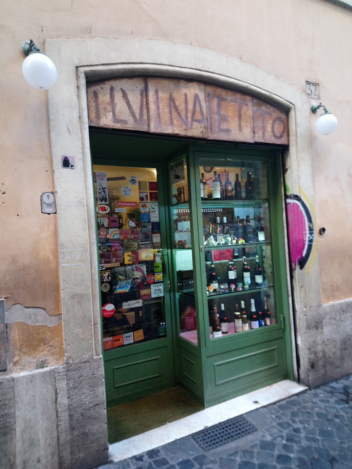 Visit Il Vinaietto On Your Trip To Rome Or Italy Inspirock