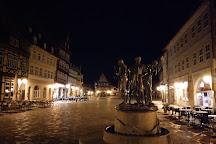 Rathaus, Quedlinburg, Germany