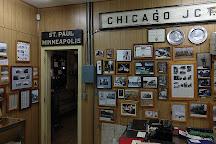 Railroad Memories Museum, Spooner, United States