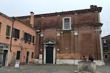 Ex Chiesa di San Leonardo, Venice, Italy
