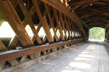 Benetka Road Covered Bridge, Ashtabula, United States