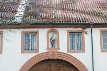 Couvent d'Oelenberg, Reiningue, France