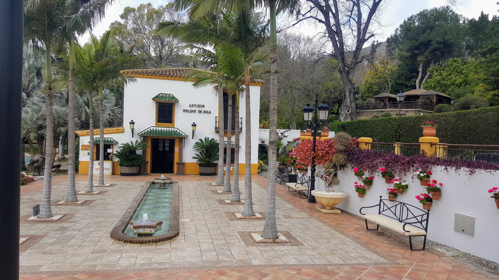Visit Jardin Botanico Molino de Inca on your trip to ...
