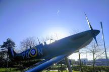 Grangemouth Spitfire Memorial, Grangemouth, United Kingdom