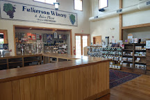 Fulkerson Winery, Dundee, United States