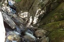 Cascade Stream Gorge Trail, Rangeley, United States
