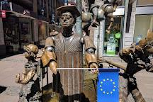 Puppenbrunnen, Aachen, Germany