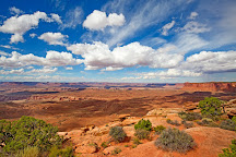 Grand View Point Overlook, Canyonlands National Park, United States