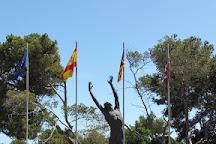 Castell de Sant Carles, Palma de Mallorca, Spain