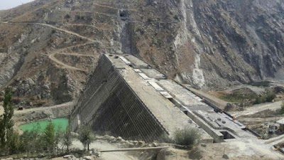 Shah wa Arus Dam