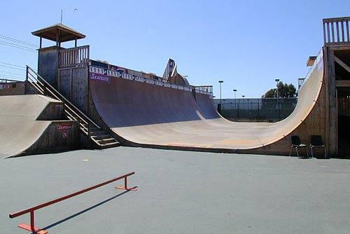Encinitas YMCA Skate Park