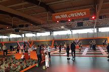 Bounce Indoor Trampoline Park Peterborough, Peterborough, United Kingdom