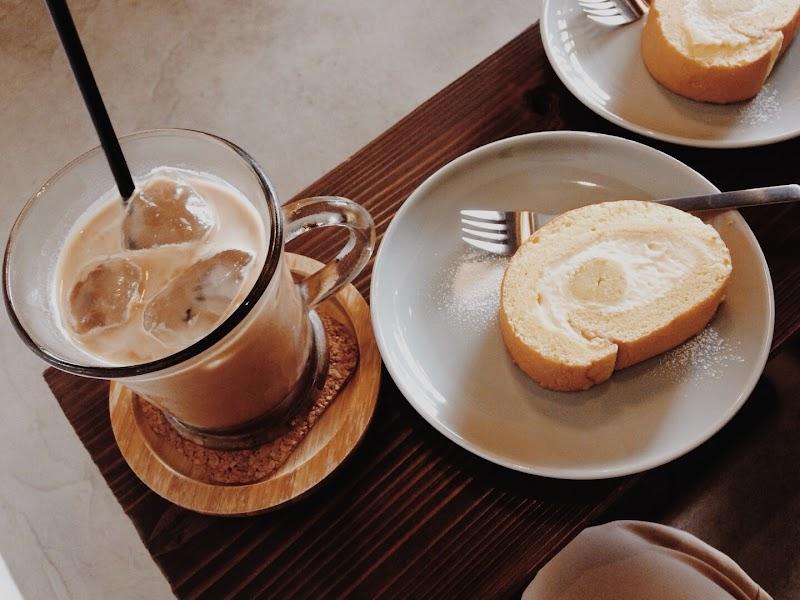 Royal Niboshi coffe stand