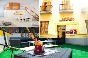 Apartamentos Turísticos Centro Histórico Cartagena Spain