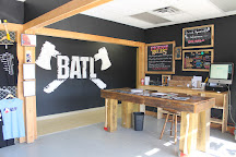 BATL - The Backyard Axe Throwing League, Pickering, Canada