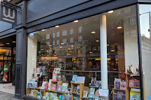 Waterstones Bookshop, London, United Kingdom