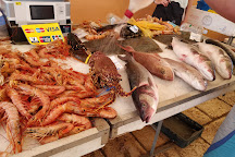 Split Fish Market, Split, Croatia