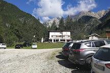 Cascata delle Pile, Calalzo di Cadore, Italy