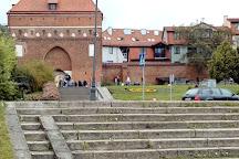 Krzywa Wieza, Torun, Poland