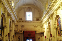 Church Collegiate Basilica of the Holy Apostles Peter and Paul, Acireale, Italy