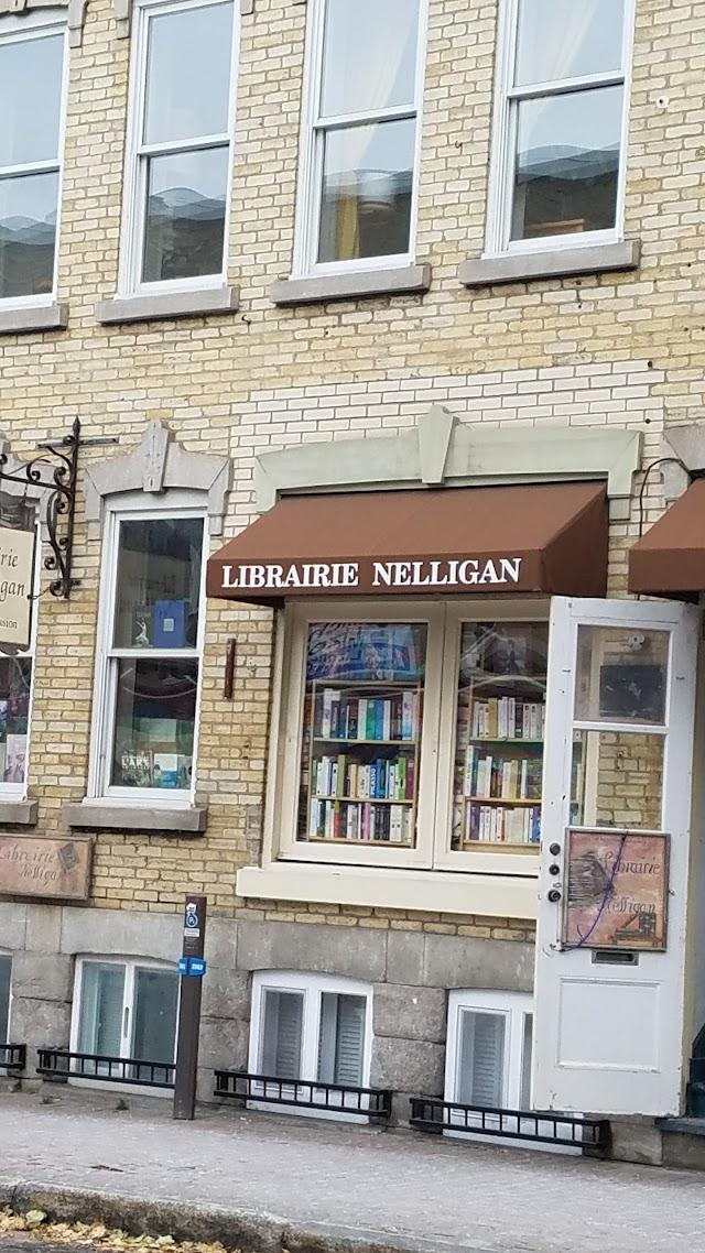 Librairie Nelligan Inc