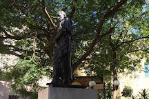 Statue of Simon Bolivar, Havana, Cuba