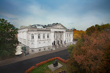 Zacheta Gallery (Galeria Zacheta), Warsaw, Poland