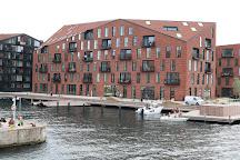Inderhavnsbroen, Copenhagen, Denmark