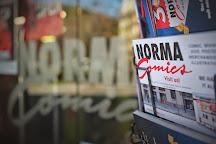 Norma Comics, Barcelona, Spain