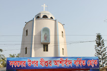 Sacred Heart Church, Chandannagar, India