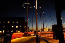 Circle Bridge, Copenhagen, Denmark