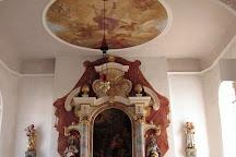 Mariae Heimsuchung Kirche, Garmisch-Partenkirchen, Germany