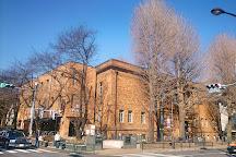 Kuroda Memorial Hall, Uenokoen, Japan