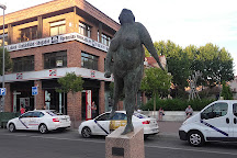 Museo de Escultura al Aire Libre de Alcala de Henares, Alcala De Henares, Spain