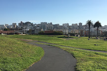 Fort Mason, the Great Meadow, San Francisco, United States