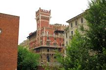 Castello Cova, Milan, Italy