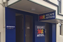 Escape Artists Dunedin, Dunedin, New Zealand