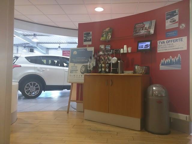 Toyota Chambéry - Jean Lain Automobiles