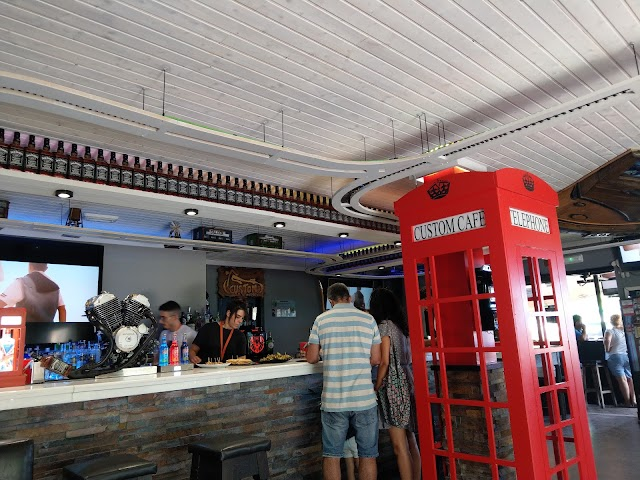 Custom Rock Cafe