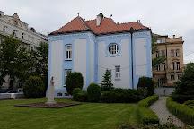 Blue Church of St. Elizabeth, Bratislava, Slovakia