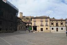 Plaza Mayor, Penaranda de Duero, Spain