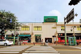 Автобусная станция   Gyeongju Express Bus Terminal