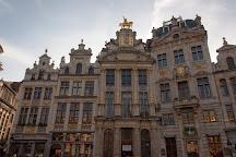 Mont des Arts, Brussels, Belgium