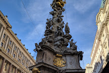 Pestsäule, Vienna, Austria