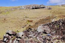 Ahu Akahanga, Hanga Roa, Chile