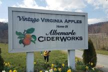 Vintage Virginia Apples, North Garden, United States
