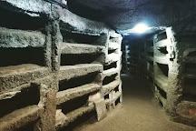 Catacombe di Priscilla, Rome, Italy