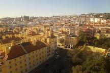 25 de Abril Bridge, Lisbon, Portugal