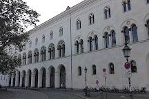 Ludwig Maximilian University, Munich, Germany