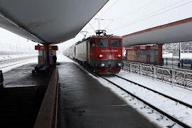 Железнодорожная станция  Braşov